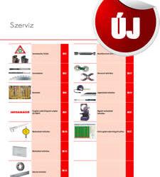 Szerviz 2017/2018