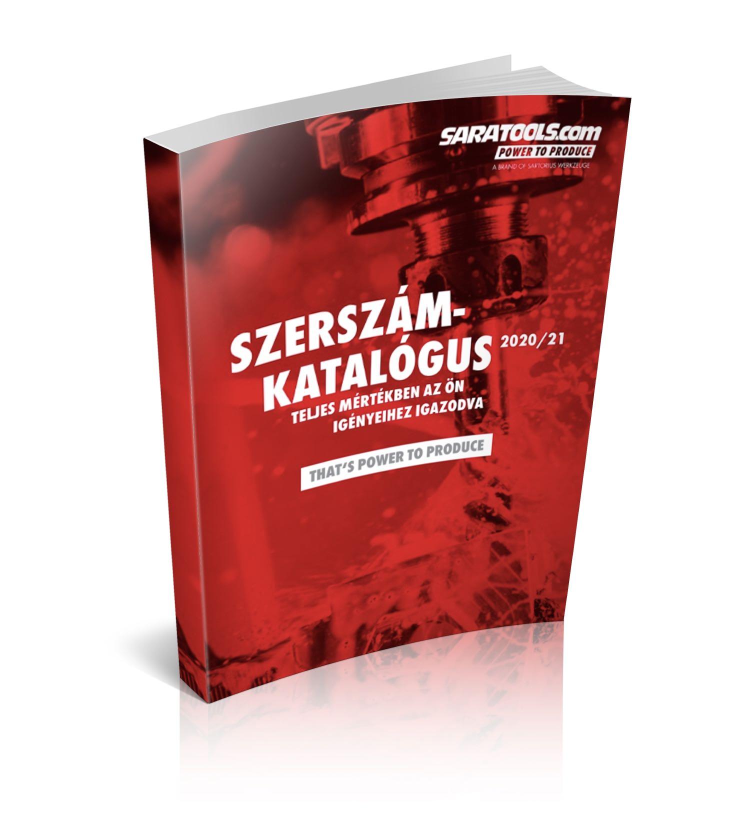 2019/2020-as Sartorius katalógus